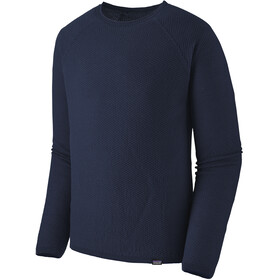 Patagonia Capilene Air Pull Col ras-du-cou Homme, classic navy